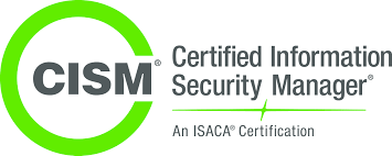 Certified Information Security Manager by Isaca