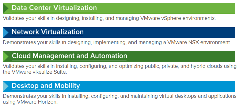 VMware Certification Guide