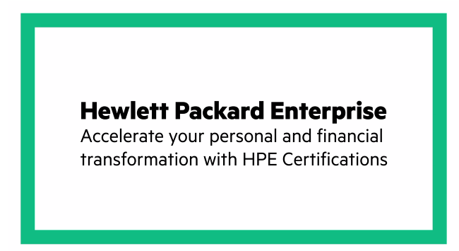 Guide to the HP Certification system_3