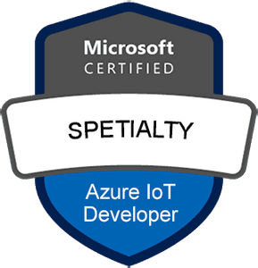 Microsoft Certified: Azure IoT Developer Specialty Exams