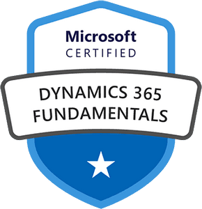 Microsoft Certified Dynamics 365 Fundamentals Exams