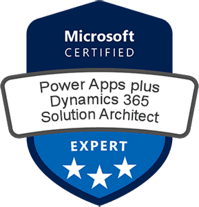 Microsoft Certified: Power Apps + Dynamics 365 Solution Architect Expert Exams