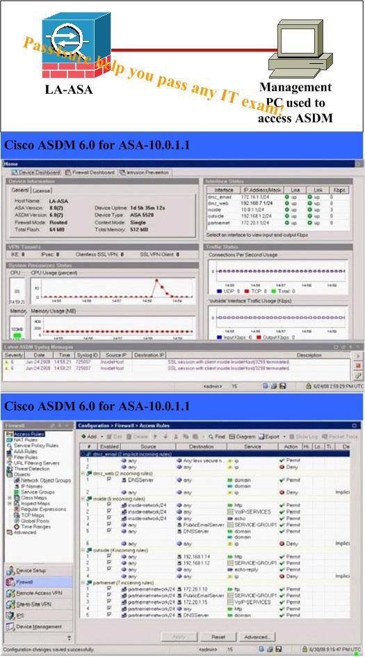 Cisco 642-524 Exam Tutorial, 642-524 Practice Questions, 100