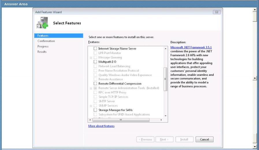 70 646 Microsoft Practice Exam Questions 100 Free Exam Labs