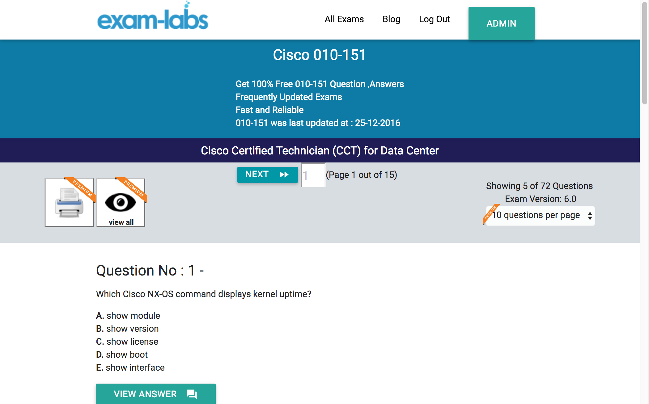 010 151 cisco practice exam questions 100 free exam labs cisco 010 151 cisco certified technician cct for data center exam xflitez Gallery