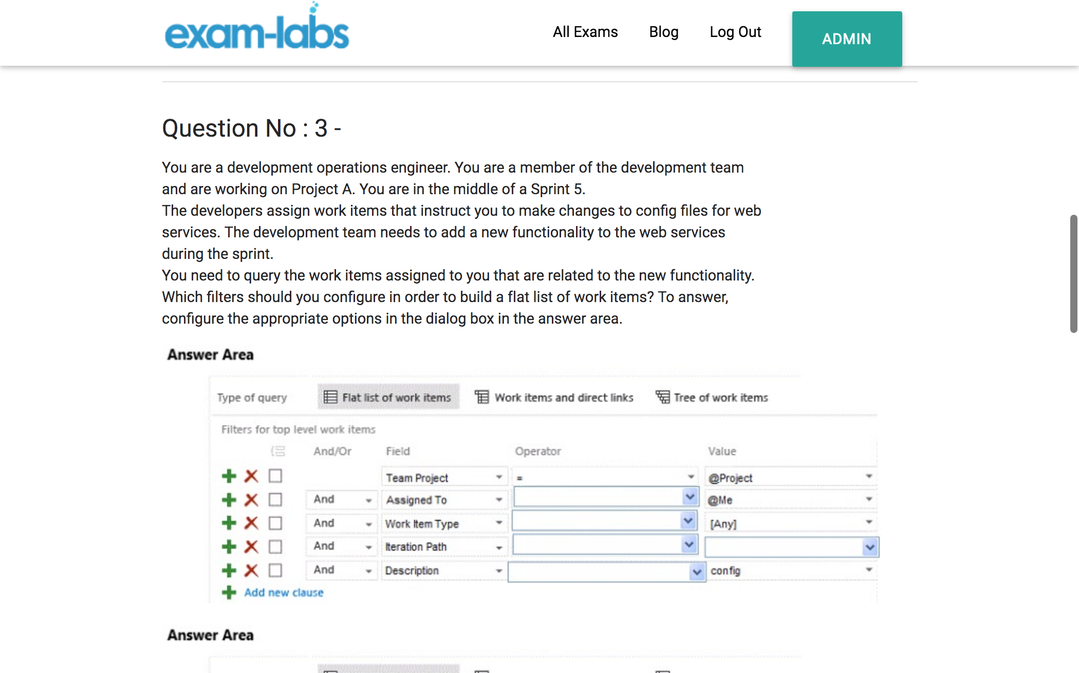 70 497 microsoft practice exam questions 100 free exam labs rh exam labs com