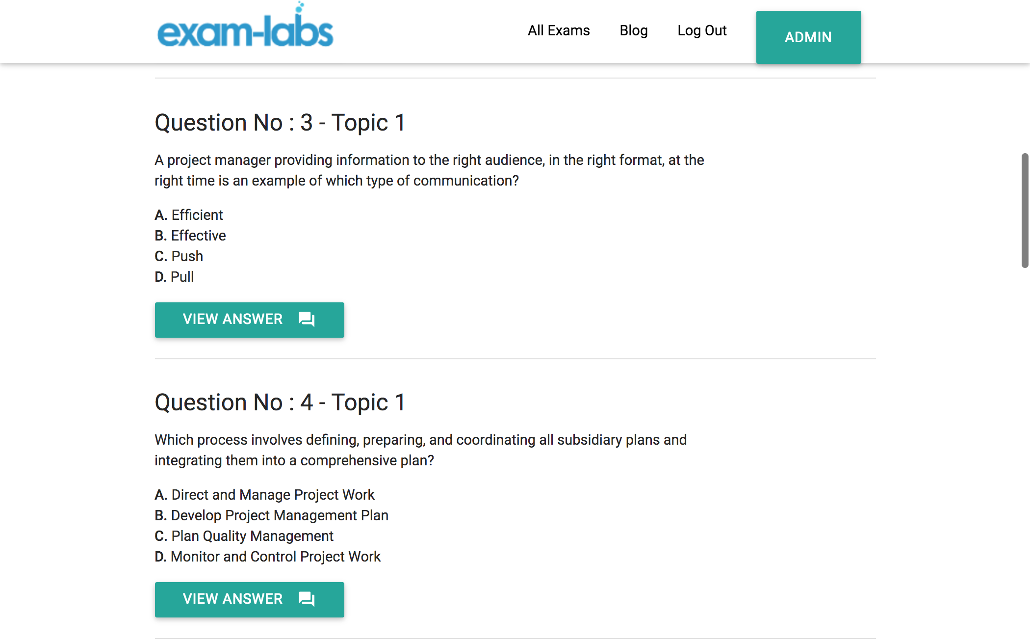 Apm 001 gaqm practice exam questions 100 free exam labs apm 001practiceexam1 apm 001practiceexam2 yelopaper Image collections