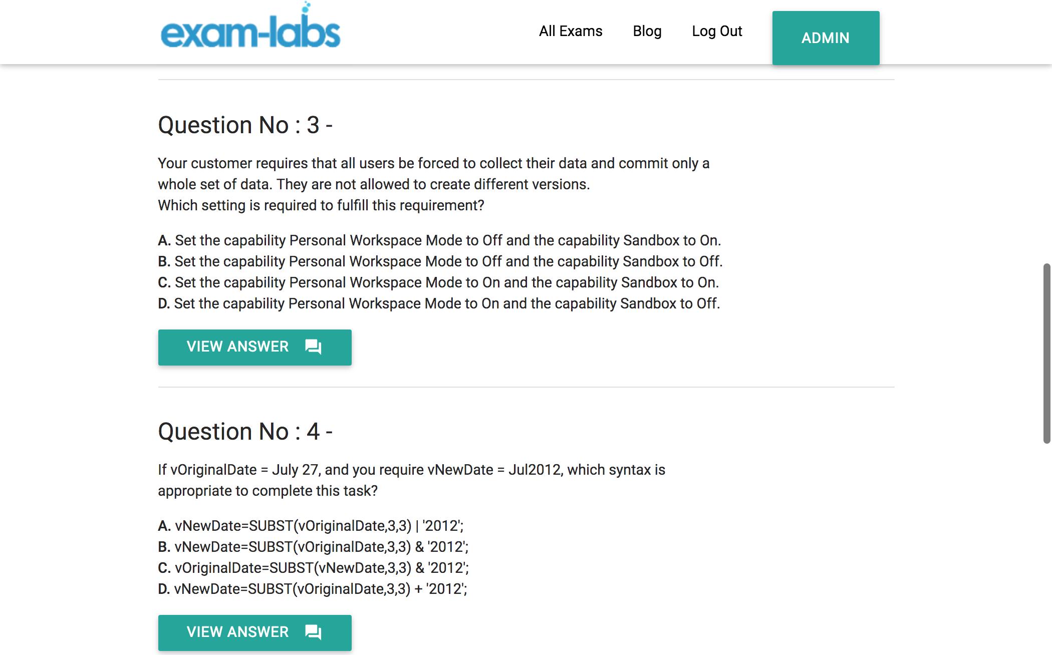 C2020 702 Ibm Practice Exam Questions 100 Free Exam Labs