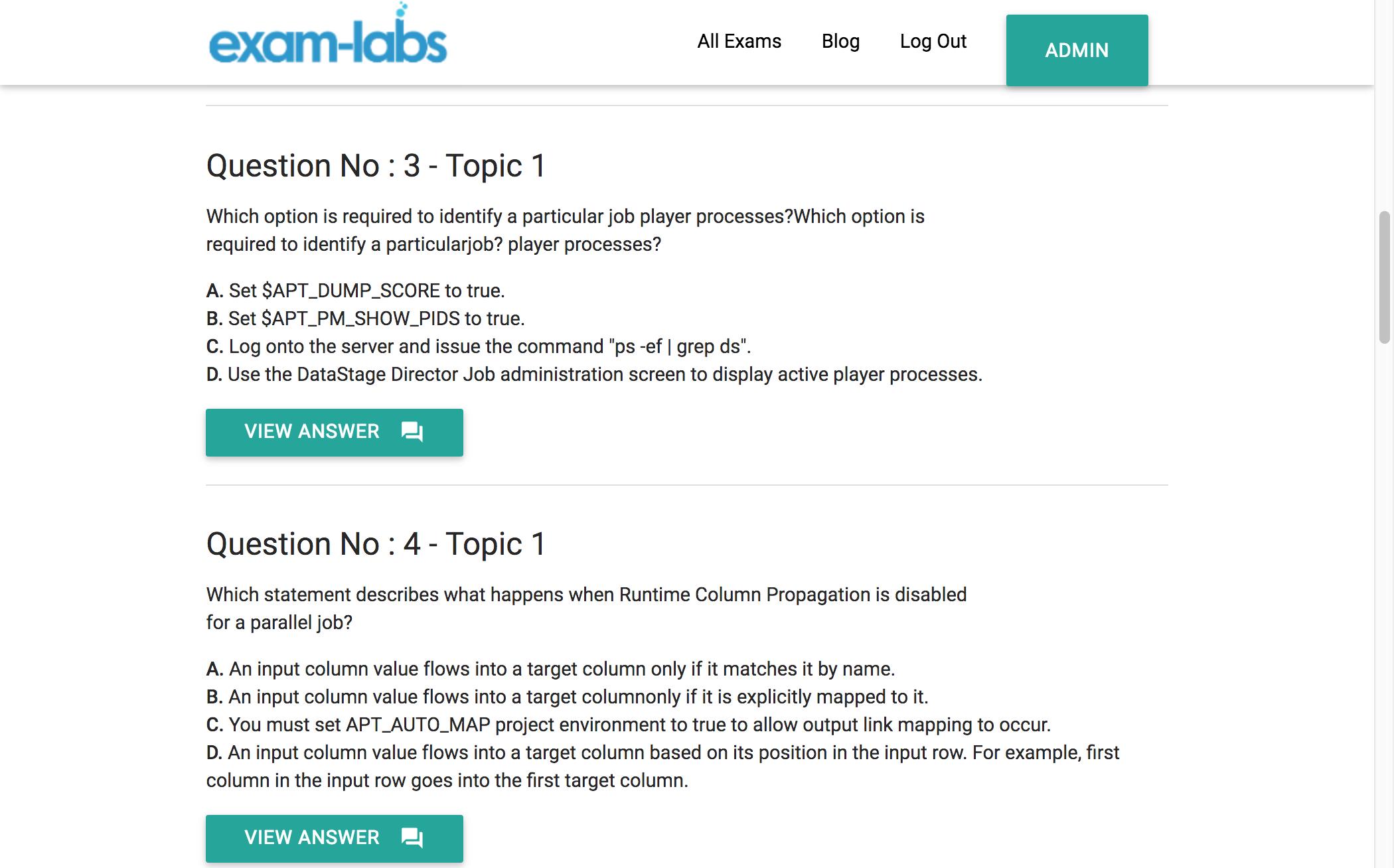 C2090 303 Ibm Practice Exam Questions 100 Free Exam Labs