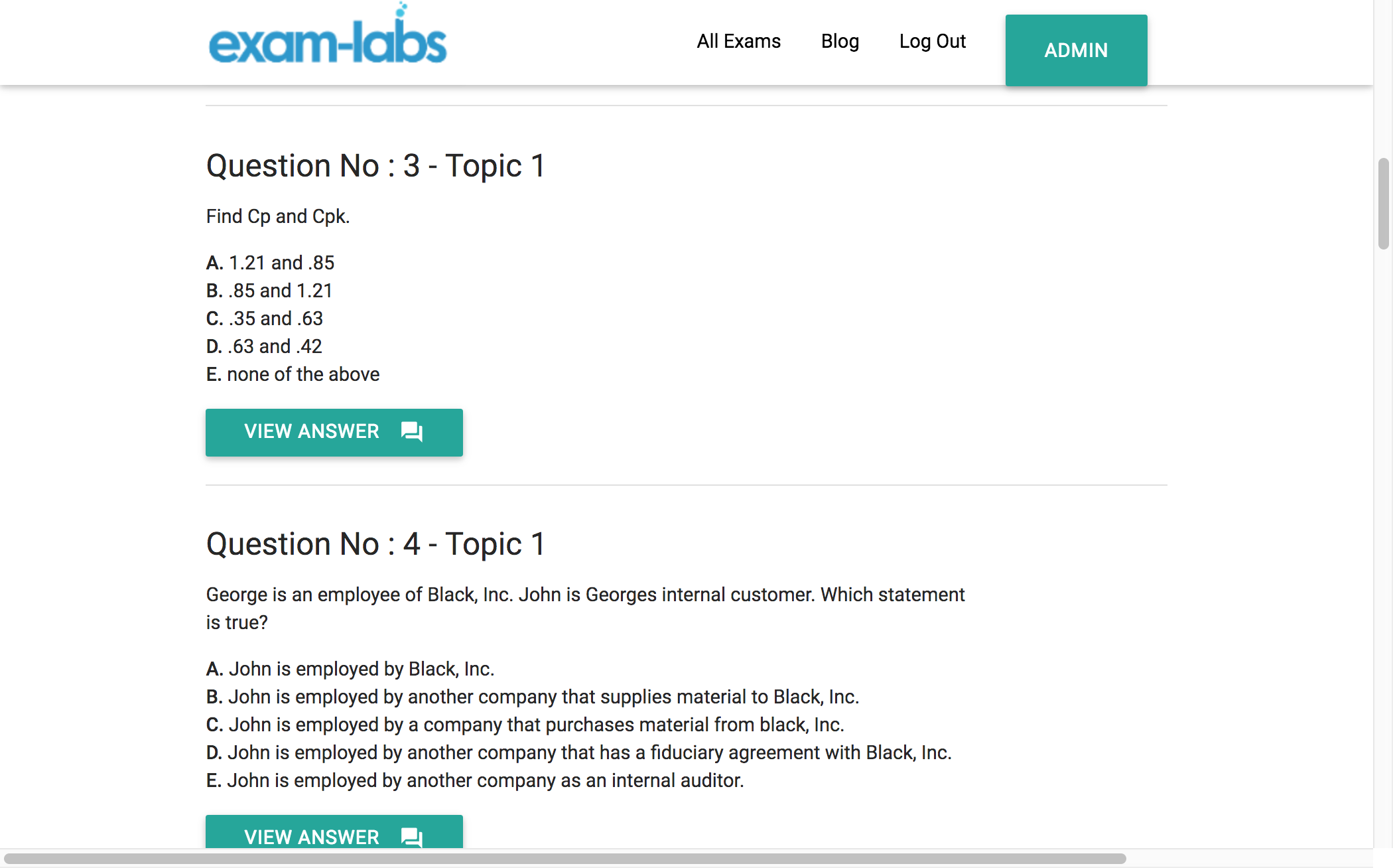 Clssbb gaqm practice exam questions 100 free exam labs gaqm clssbb certified lean six sigma black belt clssbb exam xflitez Choice Image