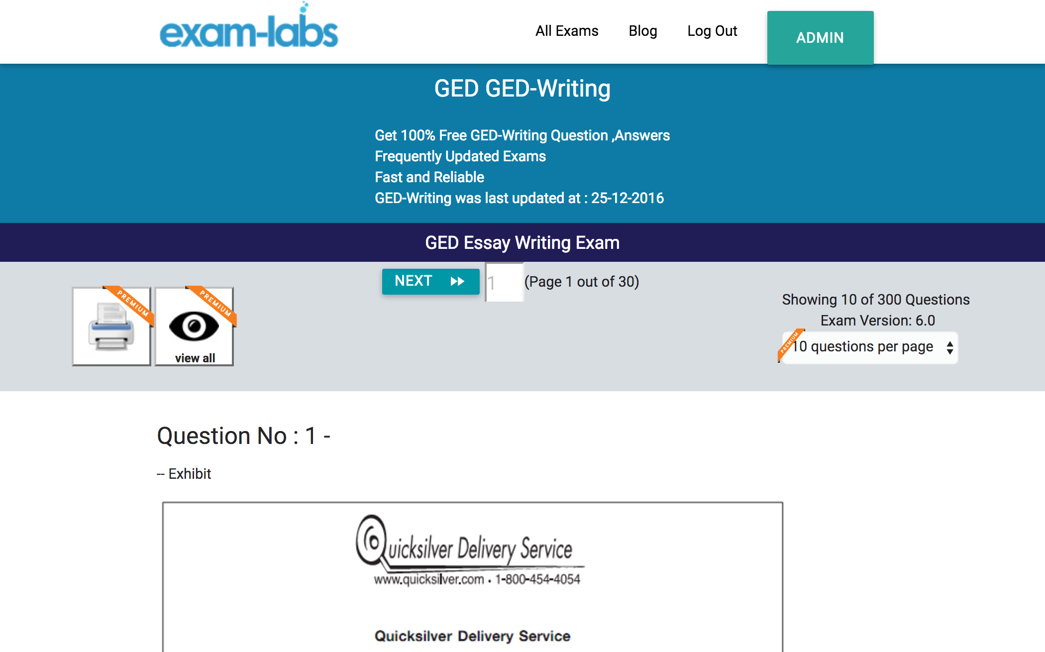 essay practice for ged test Our fast track course provides you with study guide books, other practice material, ged exam questions answers and study package for ged test get started today.