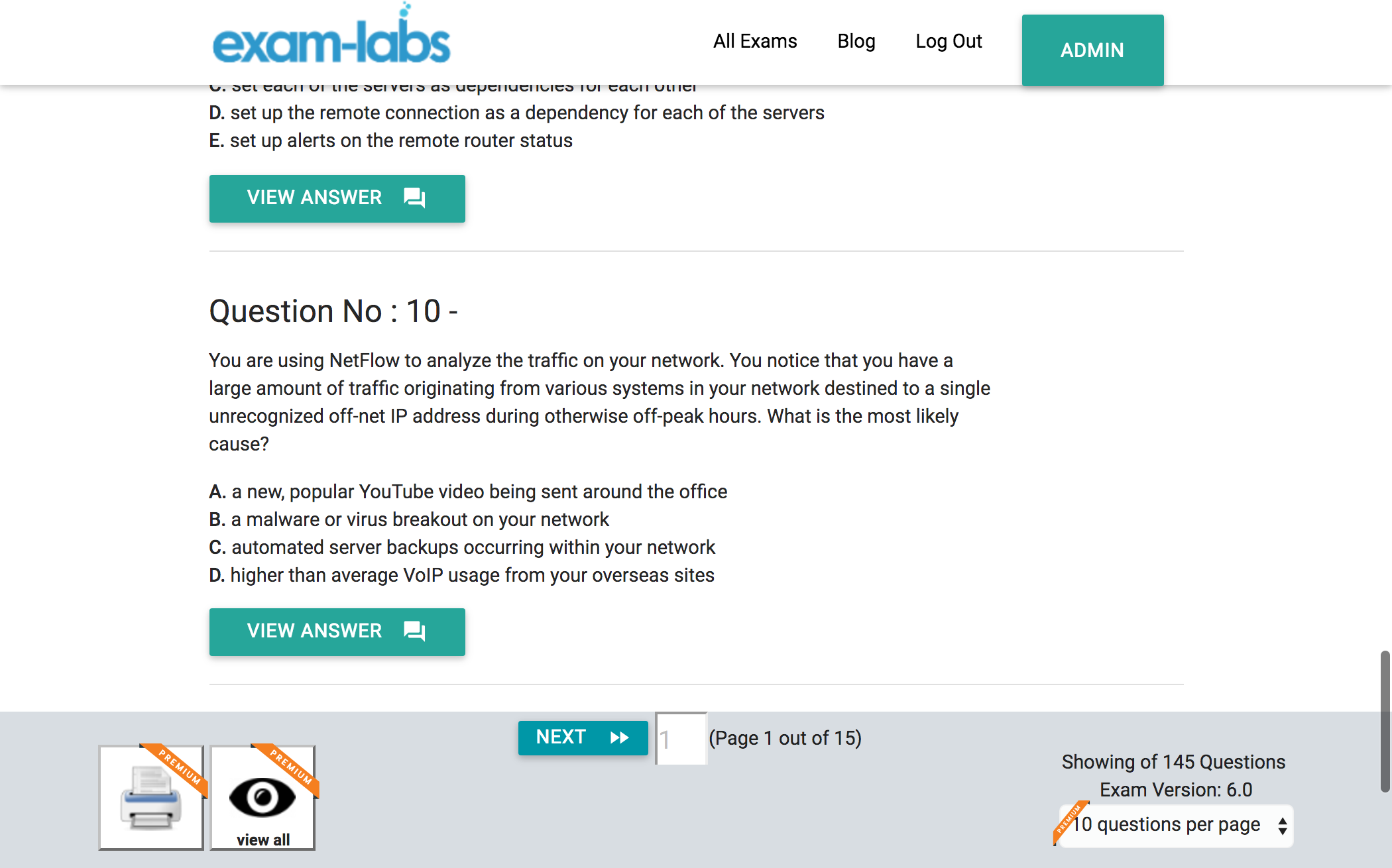 Scp 500 solarwinds practice exam questions 100 free exam labs scp 500practiceexam1 scp 500practiceexam2 scp 500practiceexam3 xflitez Image collections