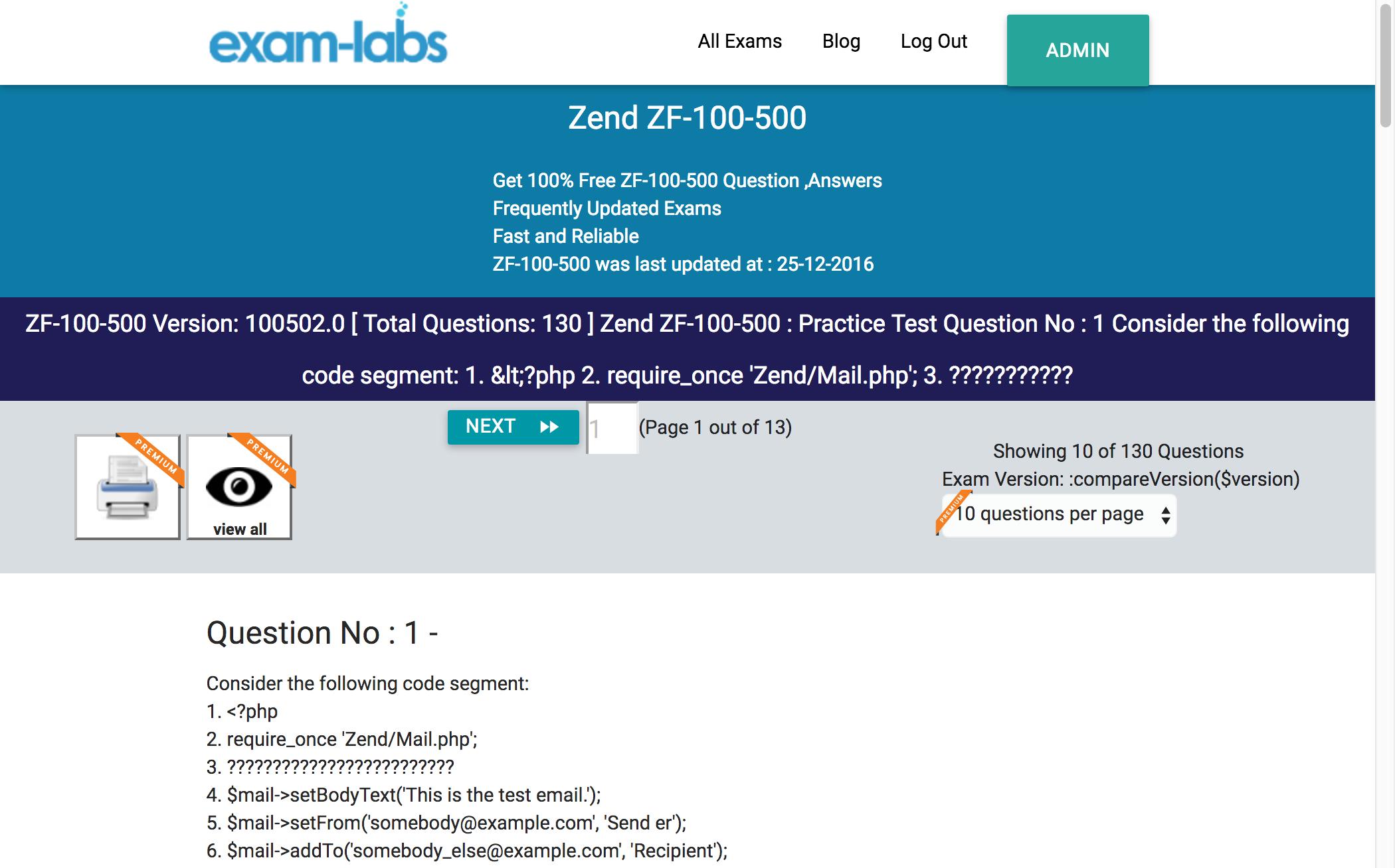 Zf 100 500_practice_exam1 png